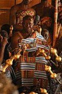 King Asantehene Osei Tutu II of Ashanti-Asanteman.jpg