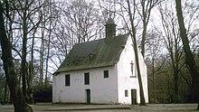 Die Irmgardiskapelle auf dem Heiligenberg bei Süchteln.