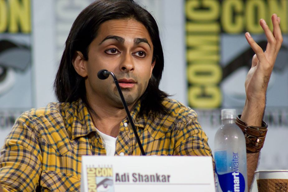 Image result for adi shankar