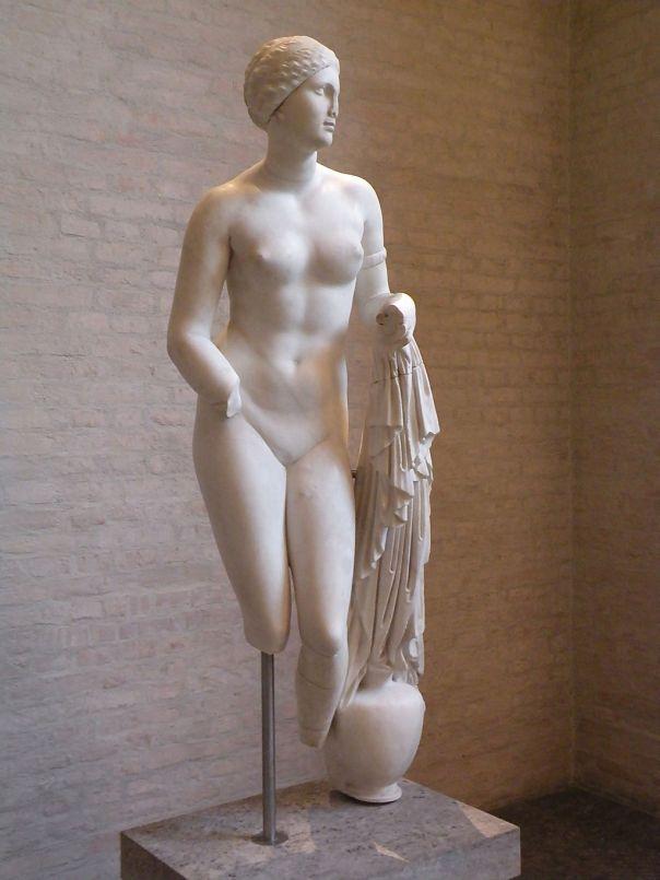 Aphrodite of Cnidus.Munich