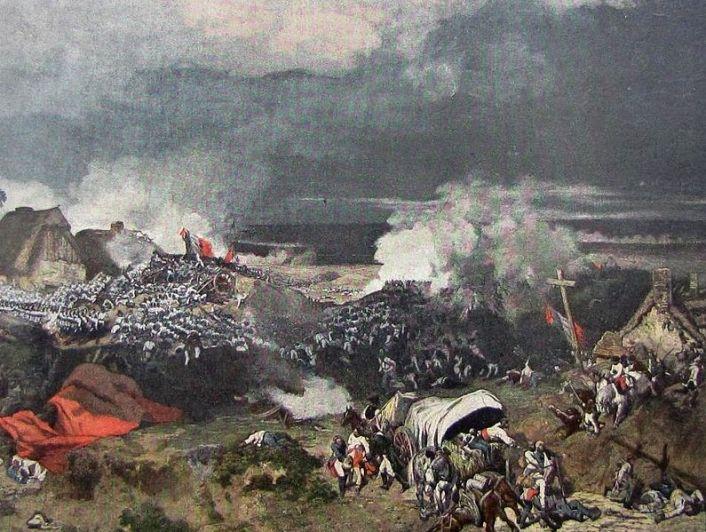 Fichier:Bataille de Wattignies, 15-16 octobre 1793.JPG