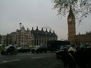 Big Ben&London eye