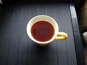 Black tea is Azerbaijan's national drink