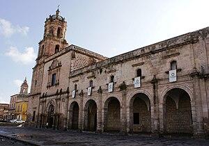 Español: Casa de las Artesanías de Michoacán, ...