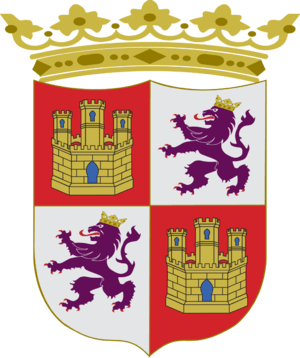 Coat of arms of the Crown of Castile