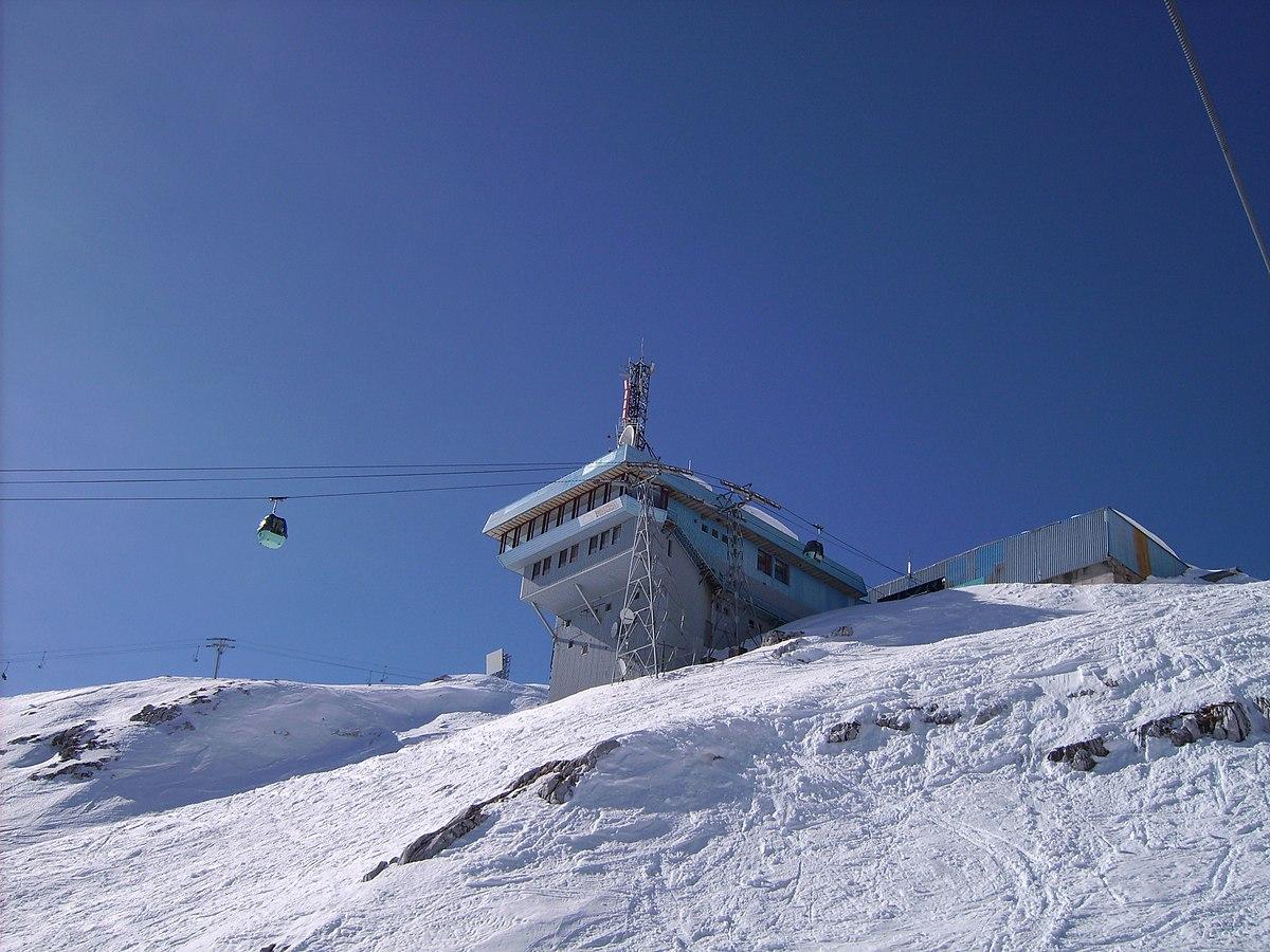 Kanin Sella Nevea Ski Resort Wikipedia