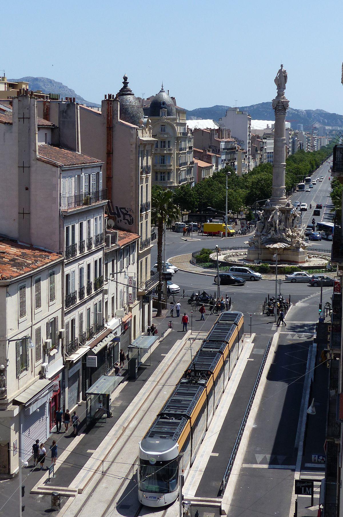 Ligne 3 Du Tramway De Marseille Wikipdia