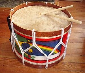 Alfaia (Maracatu drum)