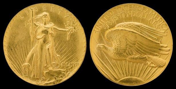 Saint-Gaudens Double Eagle