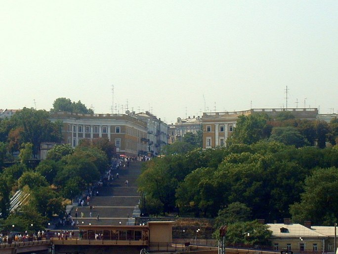 Odessa Potemkin Stairs