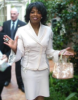 Oprah Winfrey from Wikipedia.com