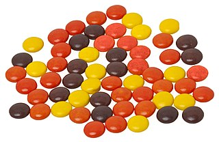 Reese's Pieces. Image via Wikipedia.