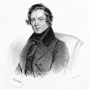 Robert Schumann, Wien 1839 Schumann 1849: &quo...