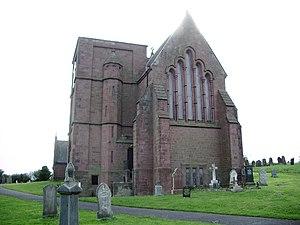 English: The Church of the Holy Spirit, Distington