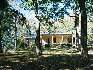 174 Mollie Dr in Selmer, Tennessee. Scene of t...