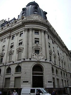BBVA Banco Francés (casa matriz)