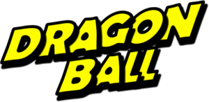 English: Dragon Ball logo. Created with Micros...