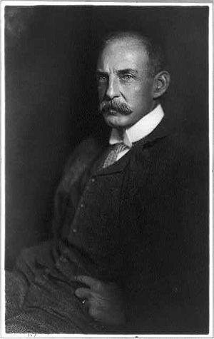 Francis Marion Crawford (1854 - 1909), an Amer...