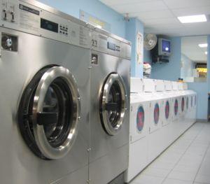 Laundromat in Toronto, Canada