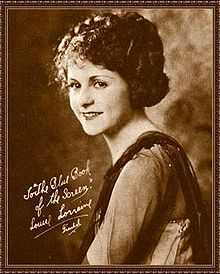 Image result for LOUISE LORRAINE