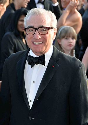 Martin Scorsese at the 2010 Cannes film festival