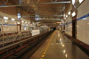 Parnas (Saint Petersburg Metro)  Wikipedia