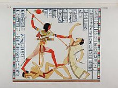 Hieroglyphics are an important part of studying Egypt