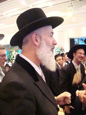 Chief Ashkenazi Rabbi of Israel, Rabbi Yona Me...