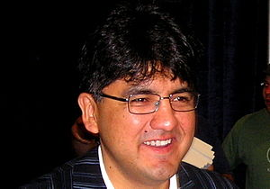 American author, poet and filmmaker Sherman Alexie