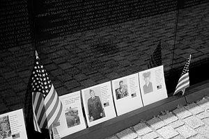 Vietnam War Memorial: The Wall