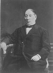 Abraham Oppenheim - Durch seine Hochzeit 1834 mit Charlotte Beyfus (1811-1887) wurde die Familie eng mit der Bankiersfamilie Rothschild verwandt und auch geschäftlich verbunden.