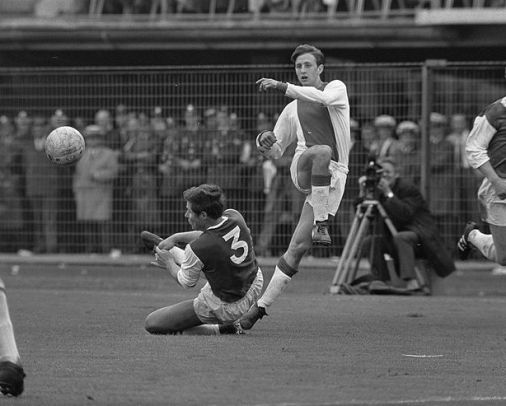 Greatest Quotes about Johan Cruyff - Footie Central