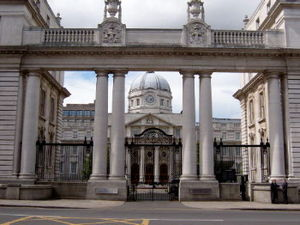 uploading image of Irish Govt buildings. My im...