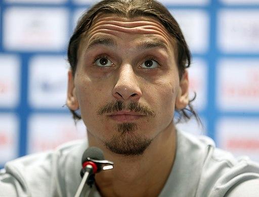 Ibrahimovic in Doha Press Conference