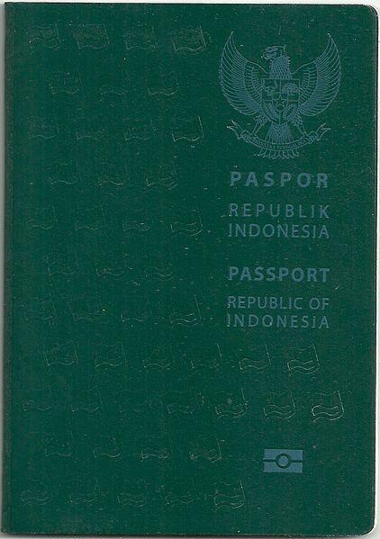 Berkas:Indonesian E-Passport.jpg
