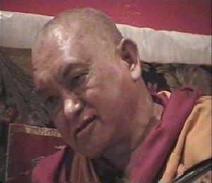 English: Kyabje Thubten Zopa Rinpoche, Brisban...