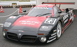 Nissan R390: 1997 24 Hours of Le Mans