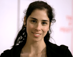 Sarah Silverman at the Tribeca Film Festival in 2007