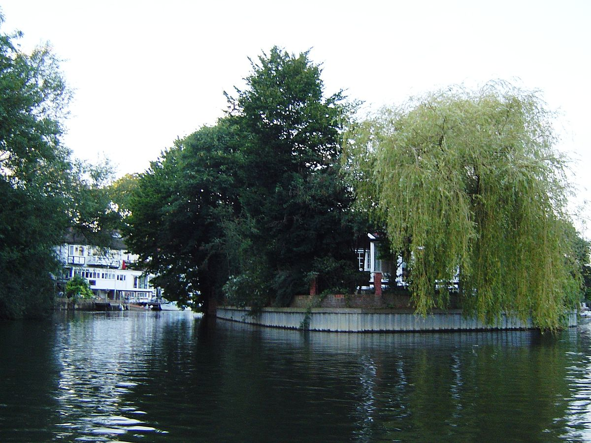 Sunbury Court Island Wikipedia