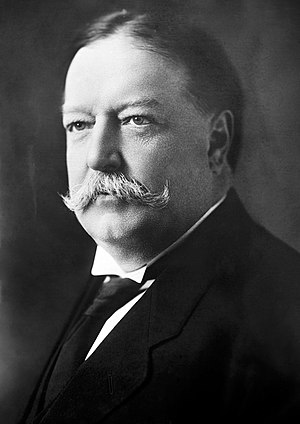 William Howard Taft, President of the United S...