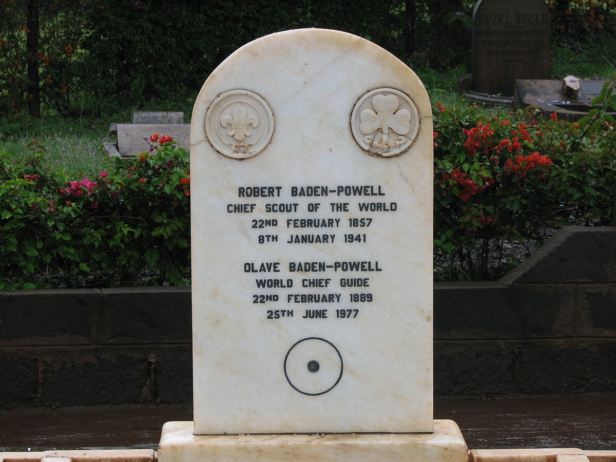 List Of Scouting Memorials Wikipedia
