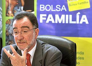 Brasília- O ministro do Desenvolvimento Social...