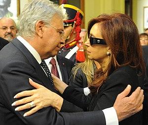 Español: Ex primer ministro Español Felipe Gon...