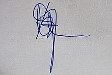 Hops Genommen Hand Zeichen . Handzeichen Recht Wikipedia