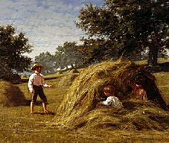 Hide And Seek Painting 1881