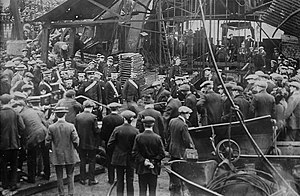 Senghenydd Colliery Disaster, Senghenydd, Wales.