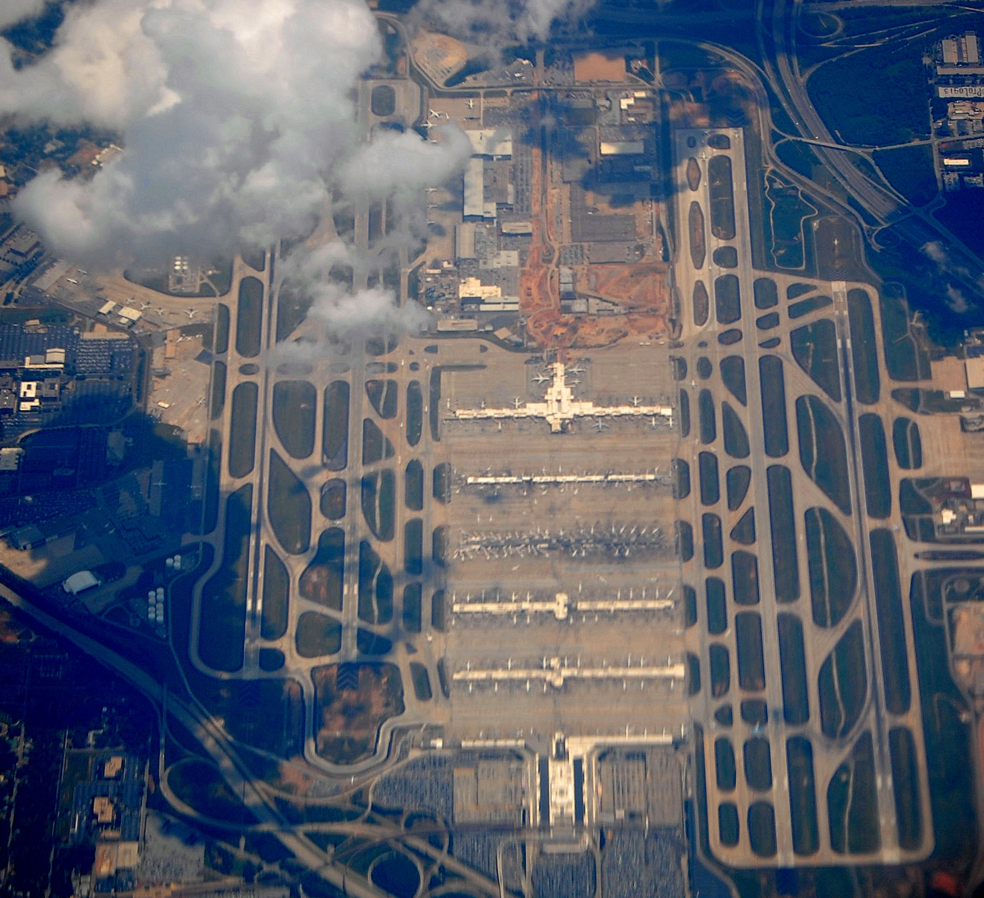 Liste Der Grten Flughfen Nach Passagieraufkommen