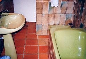 bathroom Villeroy&Boch early 1980s