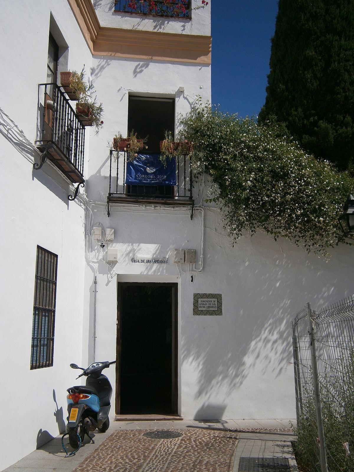 Casa De Las Campanas Wikipedia La Enciclopedia Libre