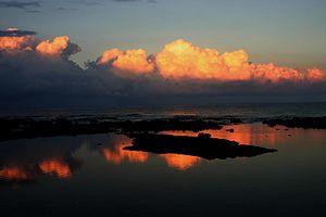 Sunrise in Kona, Hawaii